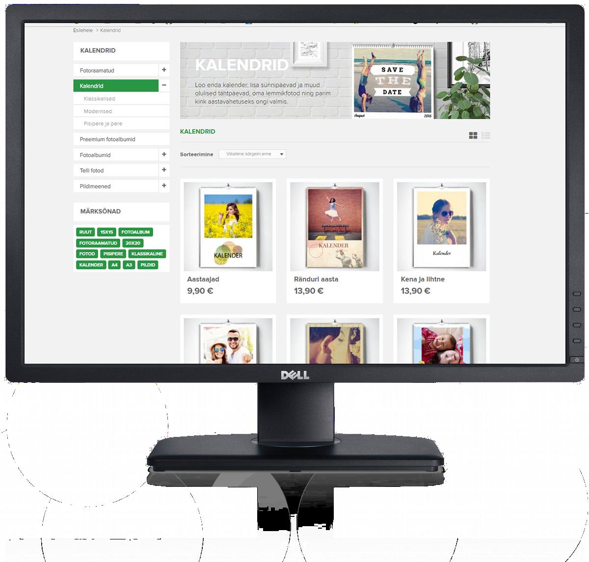 Prindipood - online loomerakendus